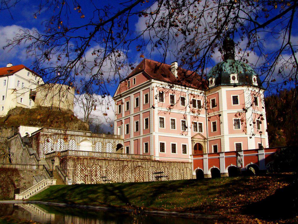 ubytování s výlety v Karlových Varech